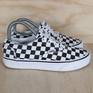Vans Checkerboard low Women´s Size 6